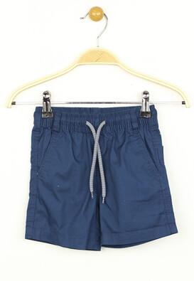 Pantaloni scurti Kiabi Paul Dark Blue
