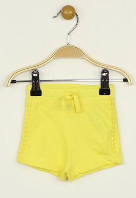 Pantaloni scurti Kiabi Melissa Yellow