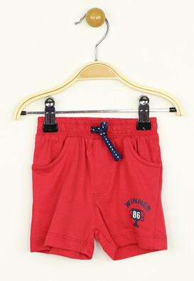 Pantaloni scurti Kiabi Oscar Red