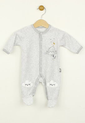Pijama Petit Beguin Paul Grey