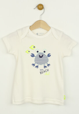 Tricou Petit Beguin George White