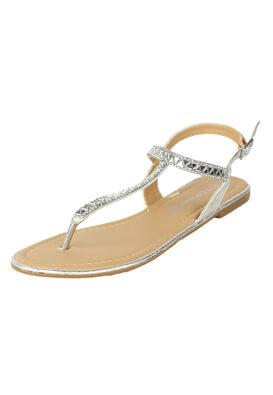 Sandale Topway Patricia Silver