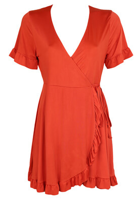 Rochie Pull and Bear Yasmin Red