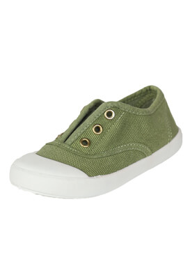 Espadrile DT Nick Dark Green