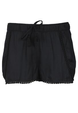 Pantaloni scurti Emonite Elle Black