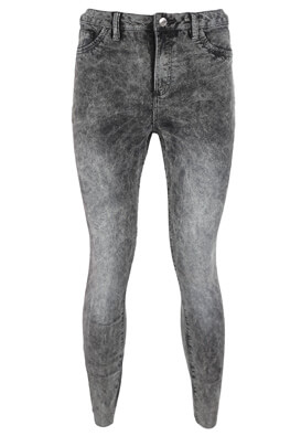 Pantaloni Lefties Clara Dark Grey