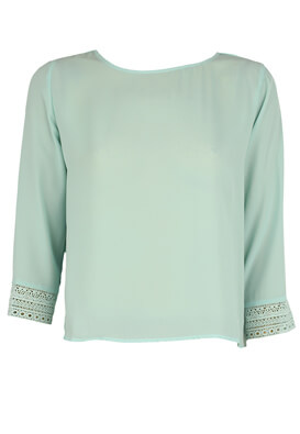 Bluza Pull and Bear Karla Light Green