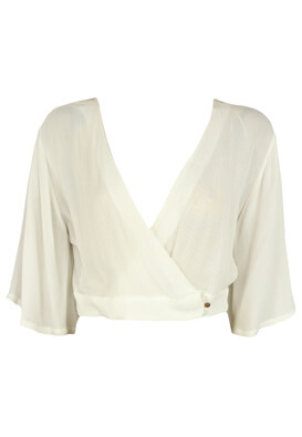 Bluza Pull and Bear Elle White