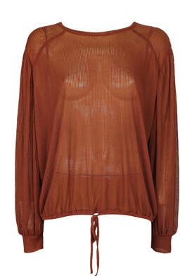Bluza ZARA Nadine Brown