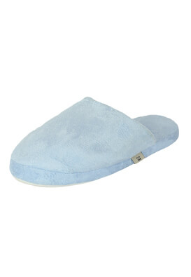 Papuci de casa MO Julia Light Blue