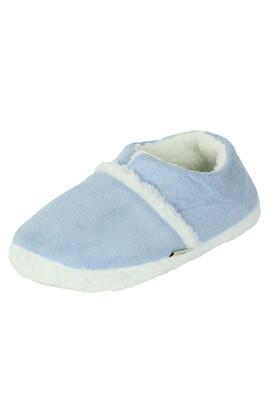 Papuci de casa MO Melissa Light Blue
