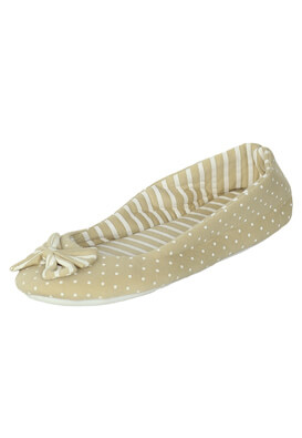 Papuci de casa MO Francesca Beige