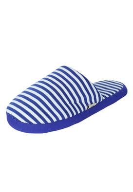 Papuci de casa MO Elle Blue