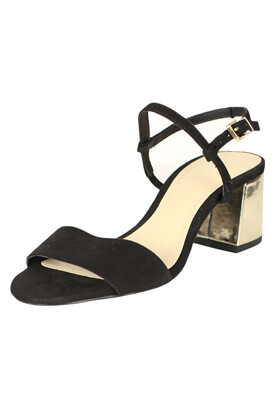 Sandale Pull and Bear Elisa Black