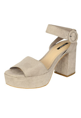Sandale Pull and Bear Paula Beige
