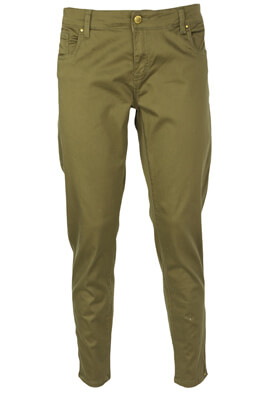 Pantaloni MO Laura Dark Green