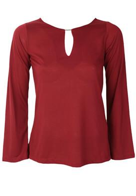 Bluza MO Gloria Dark Red