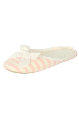 Papuci de casa MO Olivia Light Pink