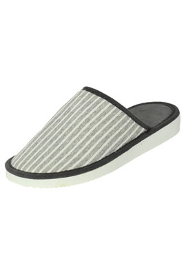 Papuci de casa MO Yuna Grey