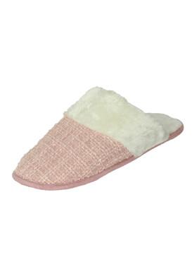 Papuci de casa MO Tina Light Pink