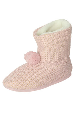Papuci de casa MO Janine Light Pink