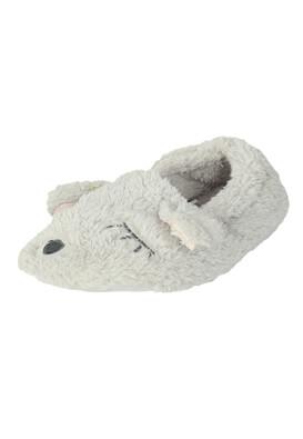 Papuci de casa MO Misha Light Grey