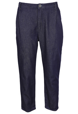 Blugi Pull and Bear Diana Dark Blue