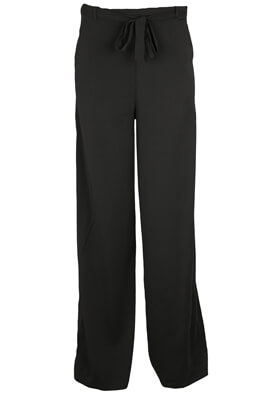 Pantaloni Pull and Bear Tasha Black