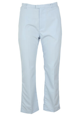 Pantaloni Pull and Bear Gloria Light Blue