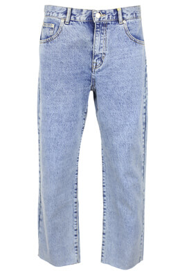 Blugi Pull and Bear Fiona Light Blue