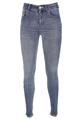 Blugi Pull and Bear Patricia Light Blue