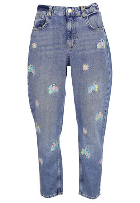 Blugi Pull and Bear Patricia Blue