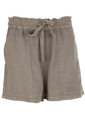 Pantaloni scurti Pull and Bear Amelia Grey