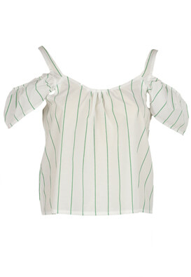Tricou Lefties Isabel White