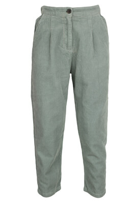 Pantaloni Lefties Ella Light Green