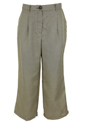Pantaloni Lefties Ofelia Brown