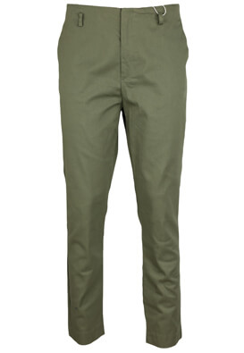 Pantaloni Lefties Erika Dark Green