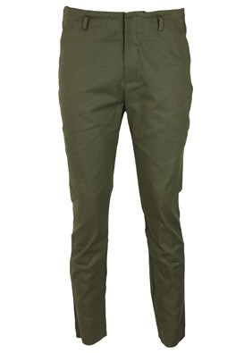 Pantaloni Lefties Lois Dark Green
