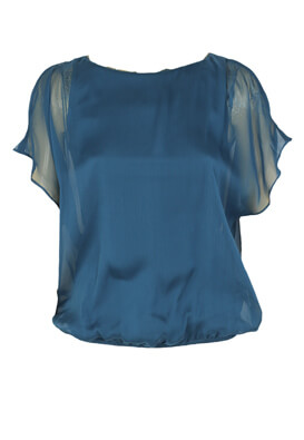 Tricou Orsay Yvette Turquoise