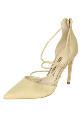 Sandale ZARA Michelle Light Beige