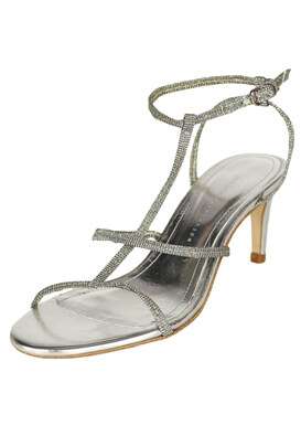 Sandale ZARA Sabrina Silver