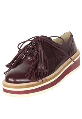 Pantofi ZARA Victoria Dark Purple