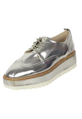 Pantofi ZARA Anya Silver