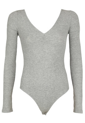 Body Stradivarius Victoria Grey