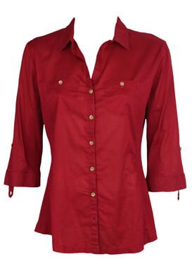 Camasa Orsay Brenda Dark Red