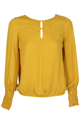 Bluza Orsay Annabella Dark Yellow