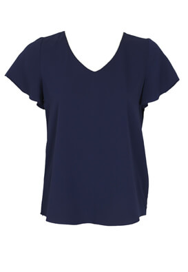 Tricou Orsay Wendy Dark Blue