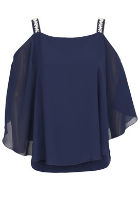 Bluza Orsay Wendy Dark Blue