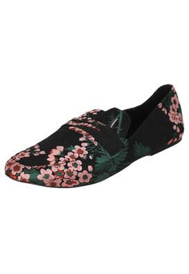 Mocasini ZARA Floral Colors