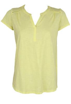 Tricou Cache Cache Ofelia Yellow